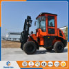 China Diesel Engine Forklift 3 Ton Forklift All Rough Terrain Forklift Price