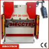 Small Mini Hydraulic Press Brake Machine 25ton/30ton/40ton Press Brake