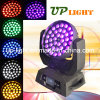 36*18W UV+a+RGBW 6in1 Moving Head Zoom Wash LED Light