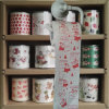 Christmas Jokes Toilet Wipes Funny Printed Toilet Paper Novelty Bathroom Tissues