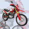 250cc Dirt Bike Enduro Motorcycle