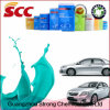 Good Filling Power Red Color 1k Metallic Basecoat Car Paint