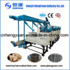 Hexogan Shape Rice Husk Briquette Press Machine
