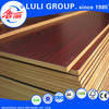 E2 Glue Melamine MDF Board for Indoor Decoration