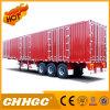 Special Van Type Semi-Trailer for Carrying Coal/Clinker/Cement