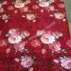 Popular Designs 100% Polyester Printed Bedsheet Fabric