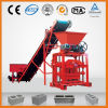 Qtj4-35 Small Brick Molding Machine / Small Scale Industries Block Machines