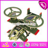 New Design Educational Airplane Toy Wooden Children Toys W03b072