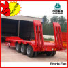 Tri-Axle 80ton Lowbed Truck Trailer Low Price Sale