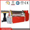 W11f Seriers 3 Roller Asymmetrical Mechanical Bending Roll Machine