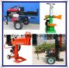 Hot Selling Gasoline Engine Horizontal and Vertical Log Splitter