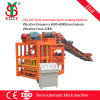 Semi Automatic Concrete Brick Making Machine/Block Making Machine (QTJ4-26C)