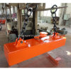 Crane Lifting Magnets for Handling Thin Steel Plates
