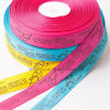 Eco-Friendly Printed Grosgrain Ribbon for Packing/ Decoration