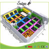 Ce Approved Amusement Equipment Outdoor Gymnastic Trampoline for Sale