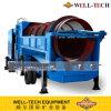 Sand Mining Machine Trommel Screen and Sluice Box