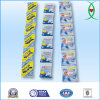 Small Plastic Bag Package Washing Powder to Africa Market