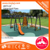 New Gym Equipment Outdoor Fitness Equipment with Climb Wall