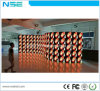 HD Creative Soft P2.5 P4 Flexible LED Display Screen for Indoor Media Advertising