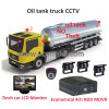 Mobile DVR for Traffic Safety System Local 4 Image View CE FCC Cost Effective