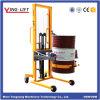 Capacity 450kg Hand Rotate Drum Dumper