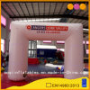 White Outdoor Inflatable Arch Enterance for Celebration (AQ53139)