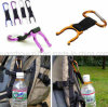 Wholesale Aluminium Alloy Outdoor Backpack Water Bottle Hook