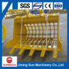 Excavator Sieve Bucket for Cleaning up The Sludge