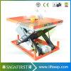2000kg 2ton High Quality Static Scissor Lift Platform