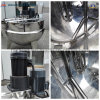 Stainless Steel Tilting Gas Heating Jacketed Kettle