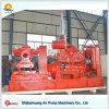 High Pressure Centrifugal Portable Diesel Engine Driven Fire Pump