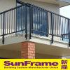 Aluminium Fence/Handrail for Villa Balcony