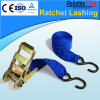 Auto, Motorcycle Rigging Heavy Duty Equipments Ratchet Tie Down Straps