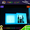 Bar Furniture Light up Illuminated LED Cube Ice Box