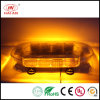 Portable Caution Tool Amber Mini Light Bar Magnet LED/Halogen Beacon Light Waterproof