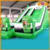 Giant Inflatable Folded Slide Football Green Standard Slide (AQ952-3)