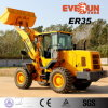 CE Approved Qingdao Everun 3.0 Ton Small Wheel Loader with New Style Cabin