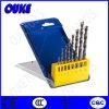 8PC 40cr Steel Carbide Tipped Concrete Drill Bits Set