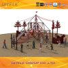 Ship Net Climber Playground with Slide Game (NC-09702)