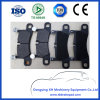 China High Performance Semi Metallic Brake Pad
