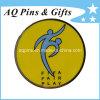 Metal Souvenir Badge with Soft Cloisonne (badge-236)