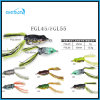 Multi Attractive Color Hand Made Frog Lure Fishing Lure