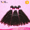 Wholesale 7A Grade 100% Virgin Remy China Deep Curly Human Hair Weft