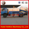 Road Vacuum 5m3 Cleaning Tank Truck