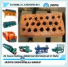 Full Automatic Clay Brick Making Machine (JZK-450)