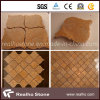 Unitque & Chinese Imperial Gold Marble Mosaic with Own Quarry