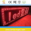 Small Pixel Indoor Single Red LED Screen for Advertising (P4)
