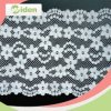 Hot Selling Latest Design Mesh Pattern Swiss Fabric Stretch Lace