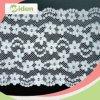 Hot Selling Latest Design Mesh Pattern Swiss Fabric Stretch Lace