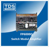 (FP6000Q) 4 Channel Lightweight Power Amplifier with 700 Watts